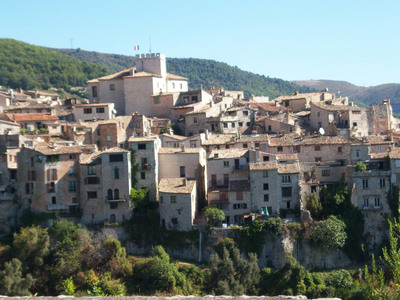 <i>Village de Tourettes</i>